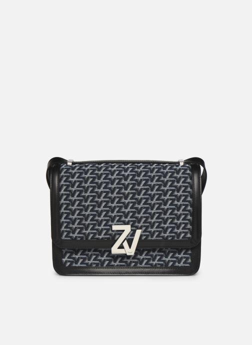Handtaschen Zadig & Voltaire ZV Initiale Canvas schwarz detaillierte ansicht/modell