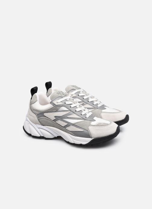 Sneakers Zadig & Voltaire Wave Grigio immagine 3/4