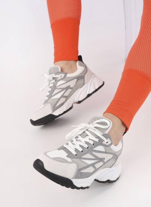 Sneakers Zadig & Voltaire Wave Grigio immagine dal basso