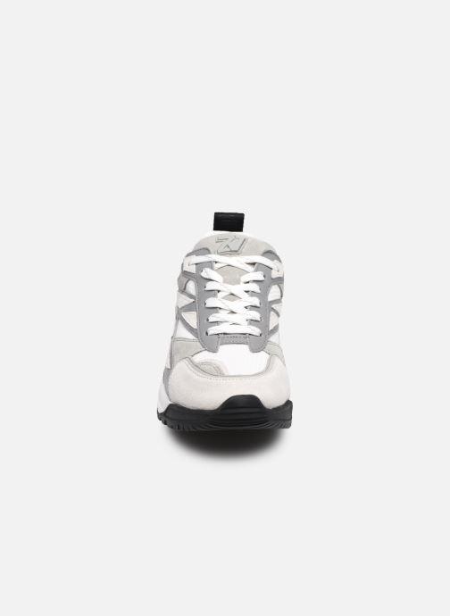 Sneakers Zadig & Voltaire Wave Grigio modello indossato