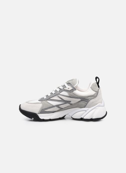 Sneakers Zadig & Voltaire Wave Grigio immagine frontale