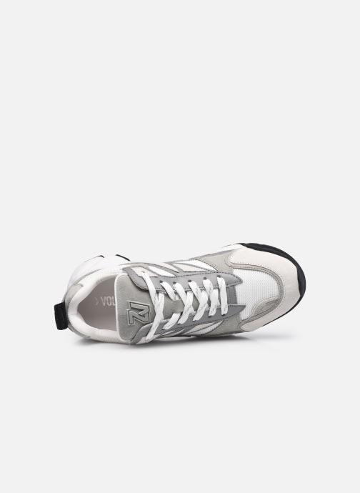 Sneakers Zadig & Voltaire Wave Grigio immagine sinistra