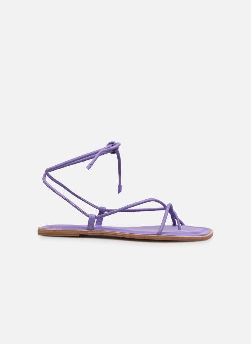 Sandali e scarpe aperte Aldo ADRAVIA Viola immagine posteriore