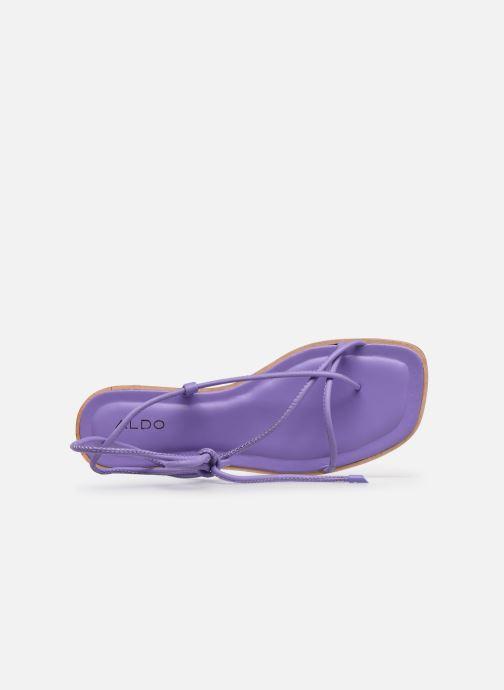 Sandali e scarpe aperte Aldo ADRAVIA Viola immagine sinistra