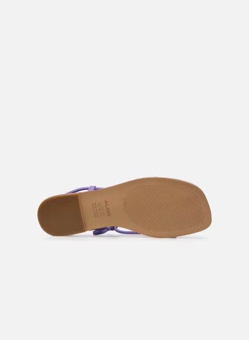 Sandali e scarpe aperte Aldo ADRAVIA Viola immagine dall'alto