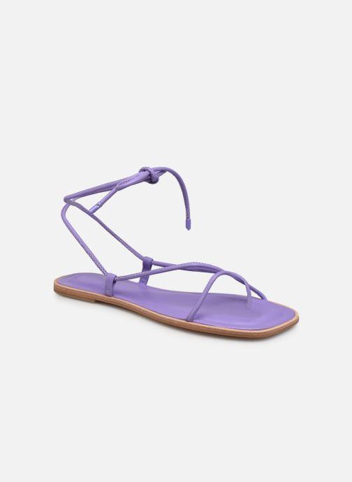 Sandali e scarpe aperte Aldo ADRAVIA Viola vedi dettaglio/paio