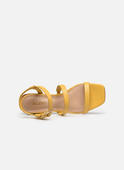 Sandali e scarpe aperte Aldo HAVANA Giallo immagine sinistra