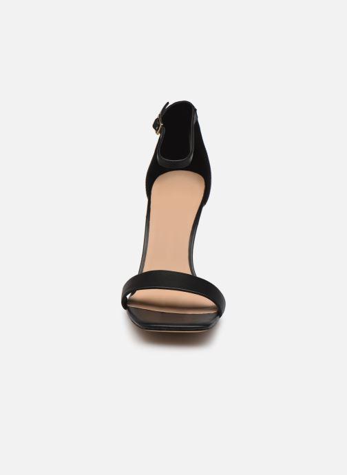 Sandali e scarpe aperte Aldo AFENDAVEN Nero modello indossato
