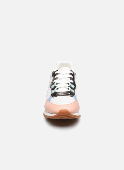 Sneakers Aldo ESCLUB Multicolore modello indossato