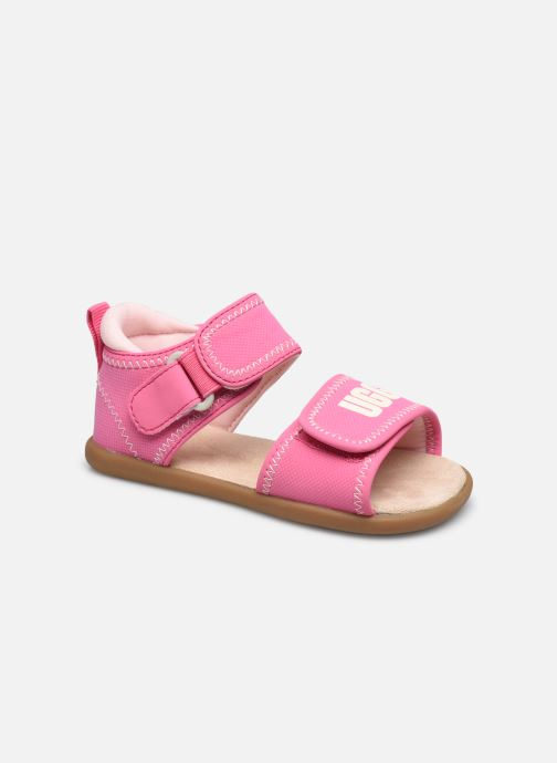 Sandalen UGG Delta rosa detaillierte ansicht/modell