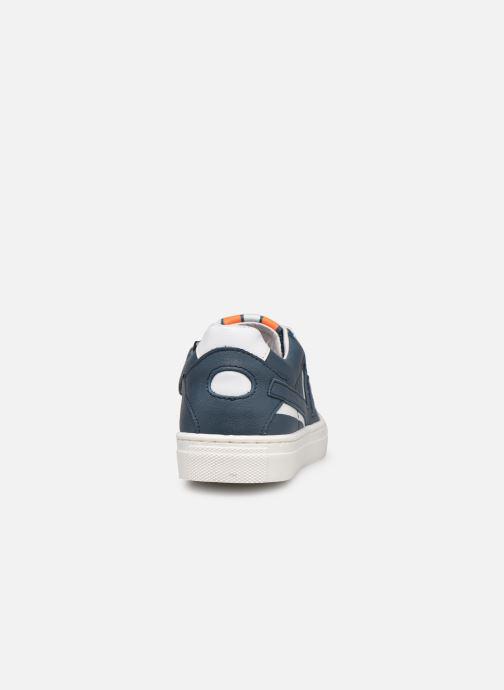 Sneakers Romagnoli 7510R Blauw rechts