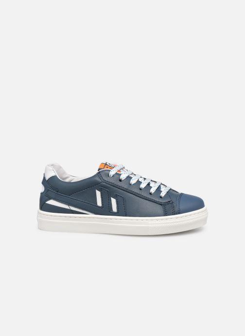 Sneakers Romagnoli 7510R Blauw achterkant