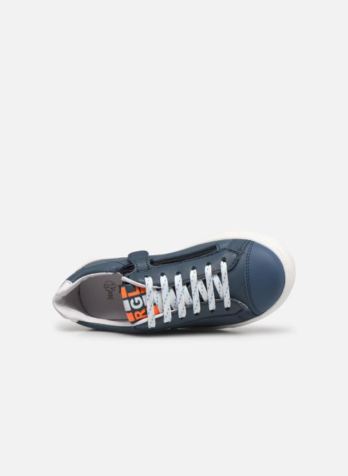 Sneakers Romagnoli 7510R Blauw links
