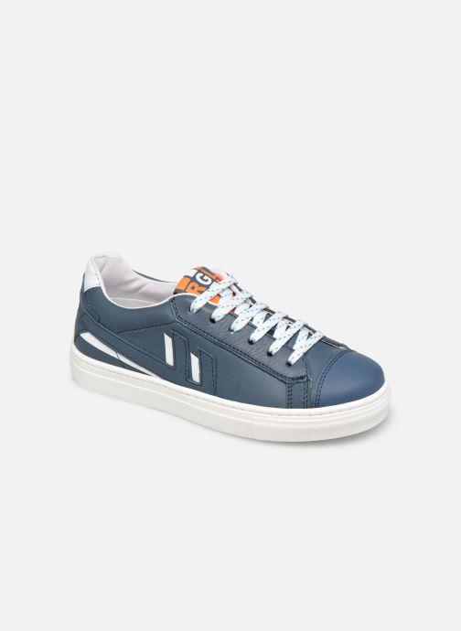 Sneakers Romagnoli 7510R Blauw detail