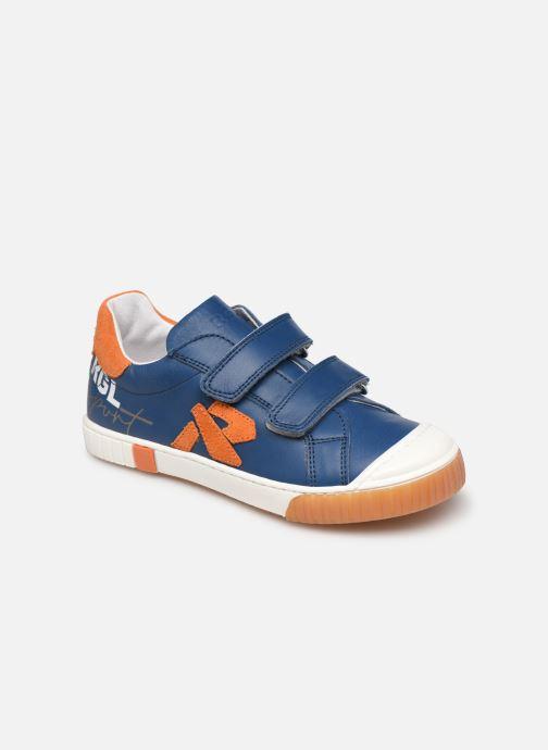 Sneakers Romagnoli 7551R Bruin detail
