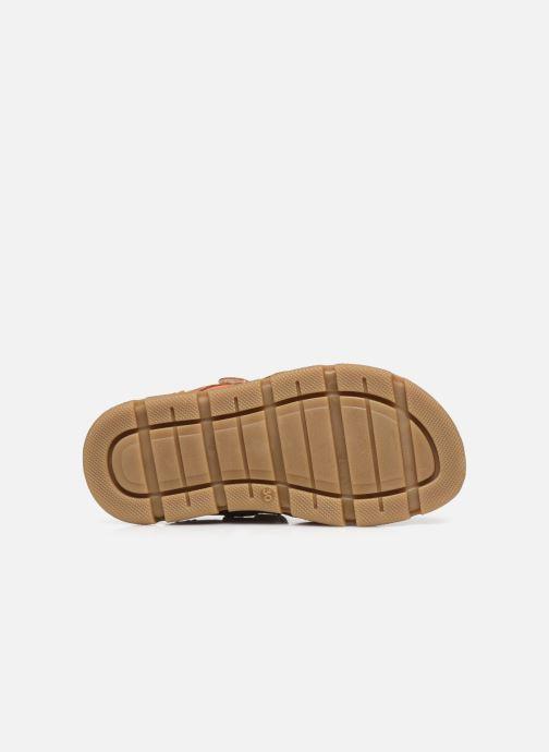 Sandalen Romagnoli 7624R Bruin boven