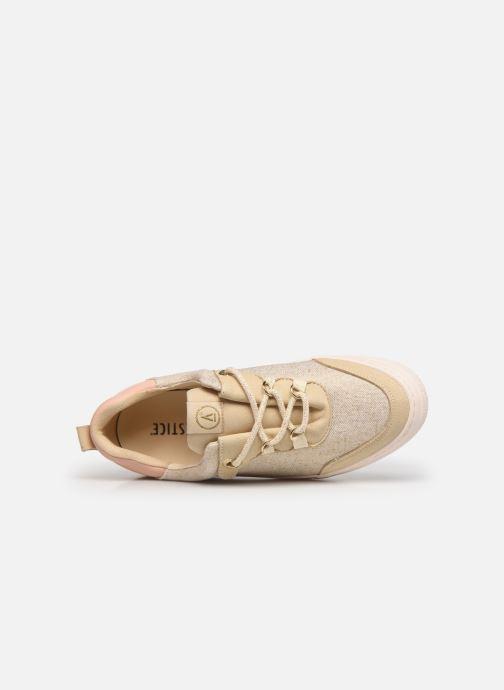 Sneakers Armistice Onyx One W Famous/Wilda Beige immagine sinistra