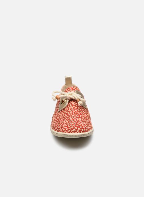 Baskets Armistice Stone One W Valentine Orange vue portées chaussures