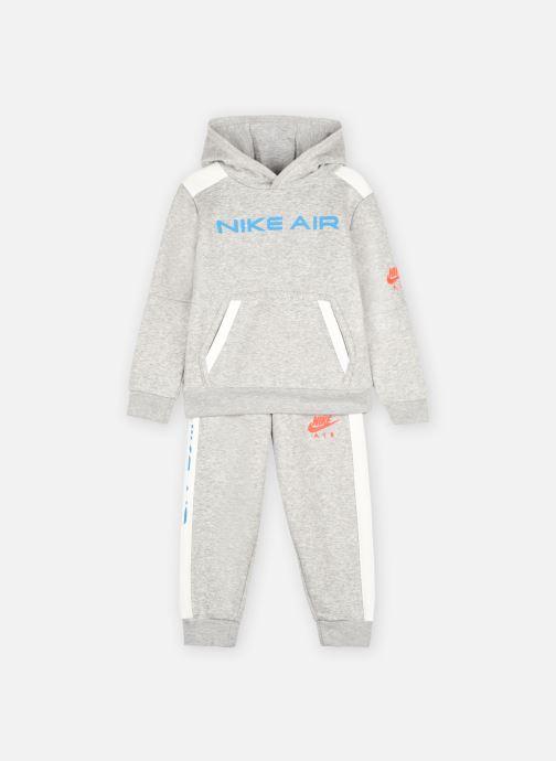 Vêtements Nike Nike Air Po Fz Set Gris vue détail/paire