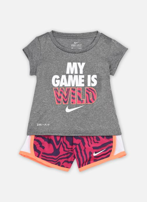 Dri-Fit T-Shirt And Tempo Shorts 2-Piece Set