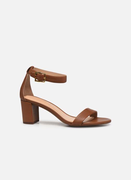Sandali e scarpe aperte Lauren Ralph Lauren WAVERLI-SANDALS-CASUAL Marrone immagine posteriore
