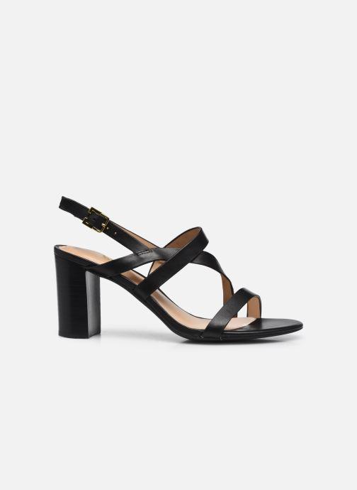 Sandali e scarpe aperte Lauren Ralph Lauren MACKENSIE-SANDALS-CASUAL Nero immagine posteriore