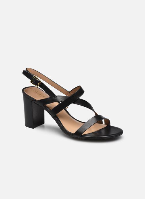 Sandali e scarpe aperte Lauren Ralph Lauren MACKENSIE-SANDALS-CASUAL Nero vedi dettaglio/paio
