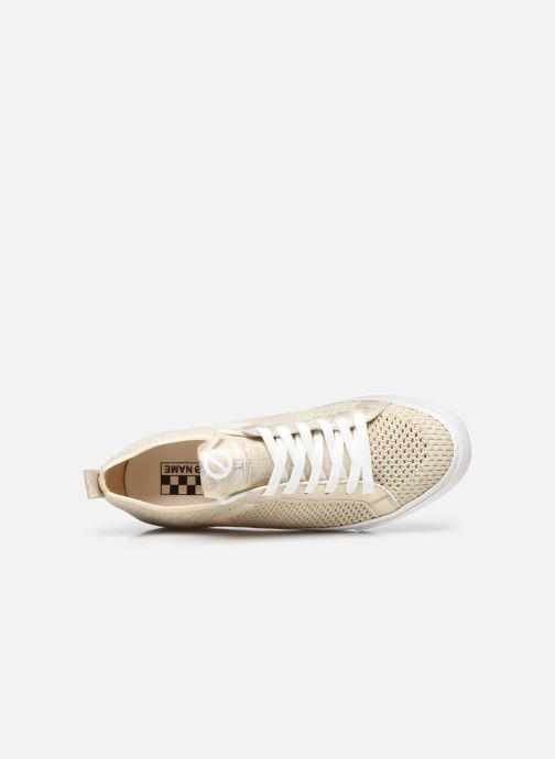 Sneakers No Name Arcade Fly Flex Recycled/Gloom Oro e bronzo immagine sinistra