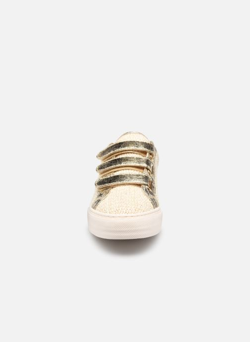 Baskets No Name Arcade Straps Rattan/Lunar Or et bronze vue portées chaussures