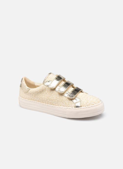 Sneaker No Name Arcade Straps Rattan/Lunar gold/bronze detaillierte ansicht/modell