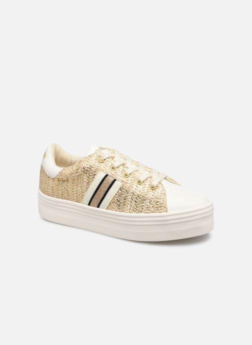 Sneaker No Name Plato M Derby Soft/Raffy gold/bronze detaillierte ansicht/modell