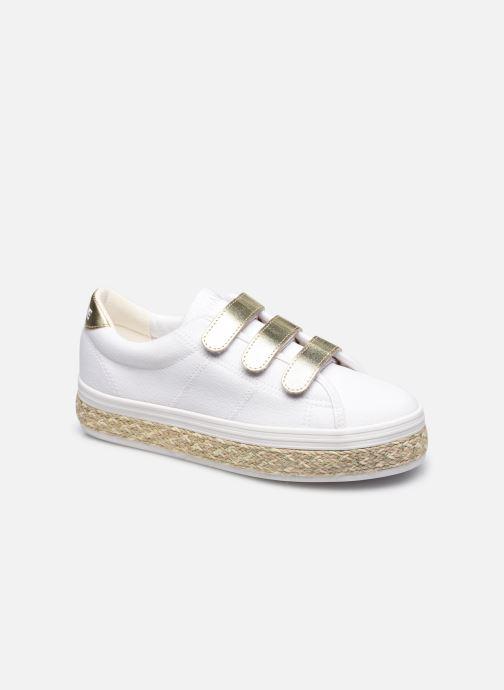Sneaker No Name Malibu Straps Canvas/Blumy/Blumy gold/bronze detaillierte ansicht/modell