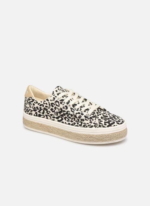 Malibu Sneaker Twill Leopard