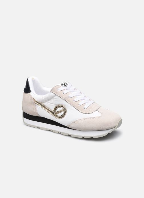 Sneakers Dames City Run Jogger Suede/Breaker