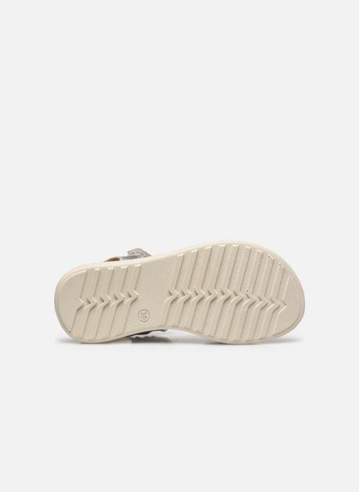 Sandalen Babybotte Kosina Zilver boven