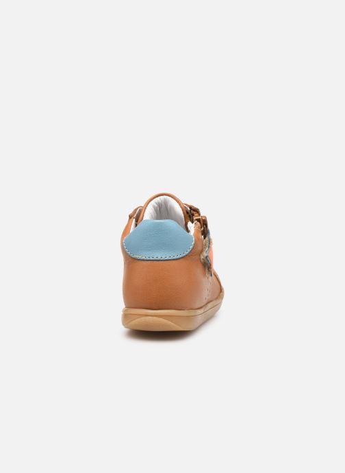 Bottines et boots Babybotte Figo Marron vue droite