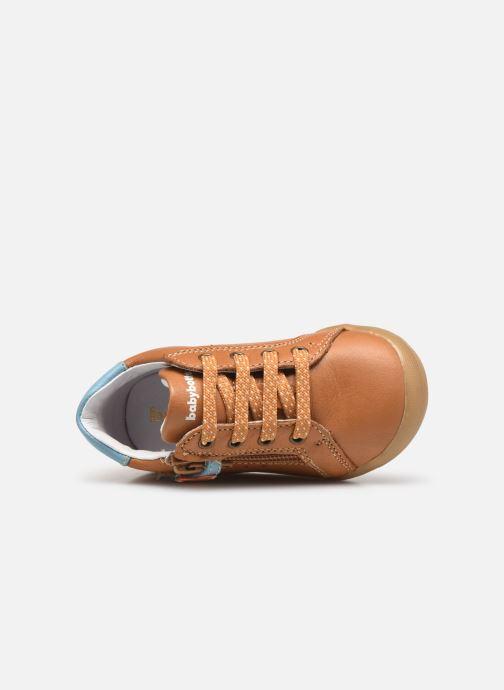 Bottines et boots Babybotte Figo Marron vue gauche