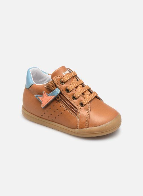 Bottines et boots Babybotte Figo Marron vue détail/paire