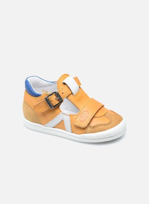 Sandalen Babybotte Pongo gelb detaillierte ansicht/modell