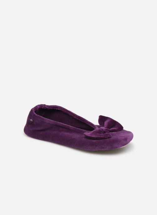 Chaussons - Velours bio