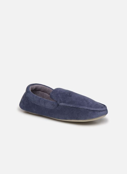 Chaussons Homme Mocassin velours bio
