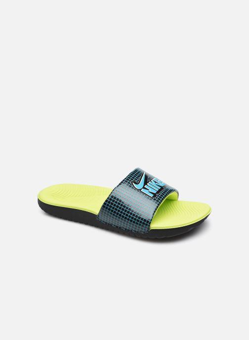 Sandalen Nike Kawa Slide Se1 (Gs/Ps) Zwart detail