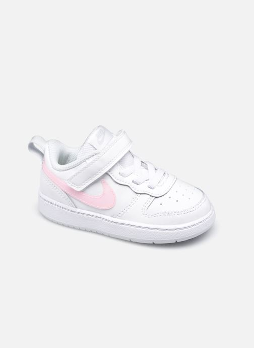 Sneaker Nike Court Borough Low 2 Mwh (Tdv) weiß detaillierte ansicht/modell