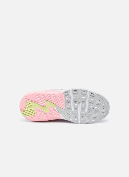 Sneaker Nike Air Max Excee Mwh (Ps) weiß ansicht von oben