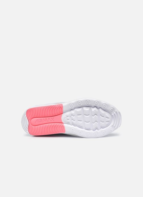 Sneaker Nike Nike Air Max Bolt (Gs) grau ansicht von oben