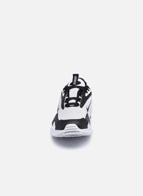 Sneaker Nike Nike Air Max Bolt (Gs) weiß schuhe getragen