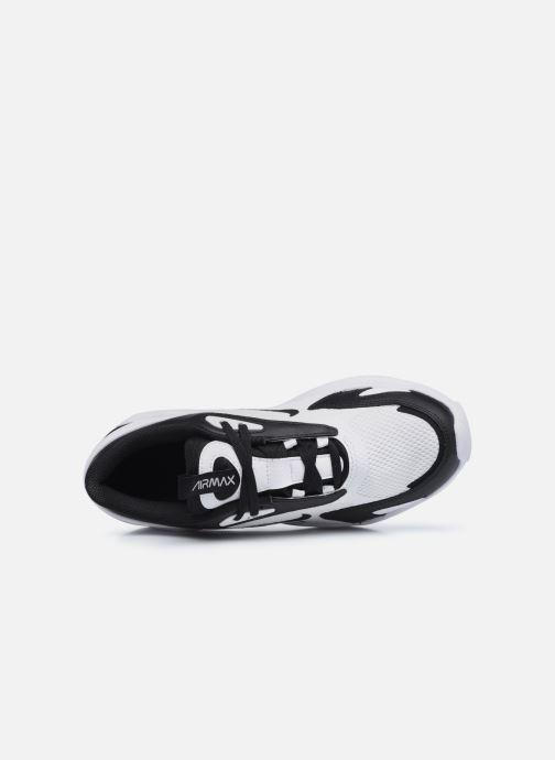 Sneaker Nike Nike Air Max Bolt (Gs) weiß ansicht von links