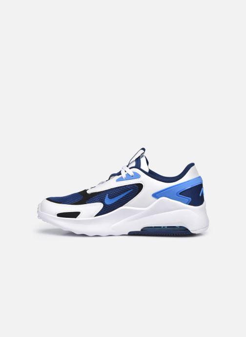 Baskets Nike Nike Air Max Bolt (Gs) Bleu vue face