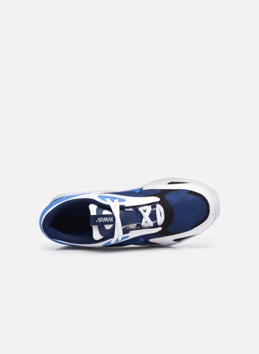 Baskets Nike Nike Air Max Bolt (Gs) Bleu vue gauche