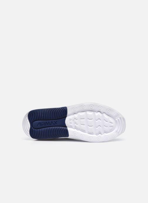 Baskets Nike Nike Air Max Bolt (Gs) Bleu vue haut
